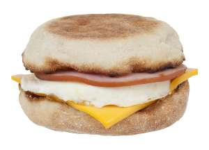 Free Single McMuffin when Buying a McCafé hot drink via App (Selected accounts) @ McDonalds