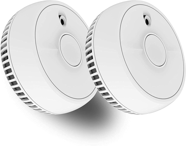 FireAngel SB1-TP-R Smoke Alarm, 2 Pack £9.99 @ Amazon (£4.49 p&p non prime)