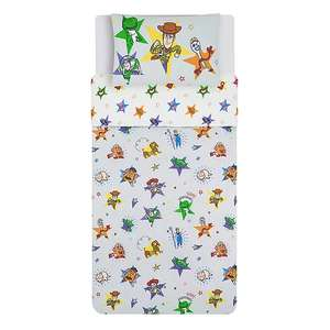 Toy Story 4 Easy Care Double Sided Reversible Duvet Set - Single, Now £9 +Free Click & Collect @ George ( Asda / George )