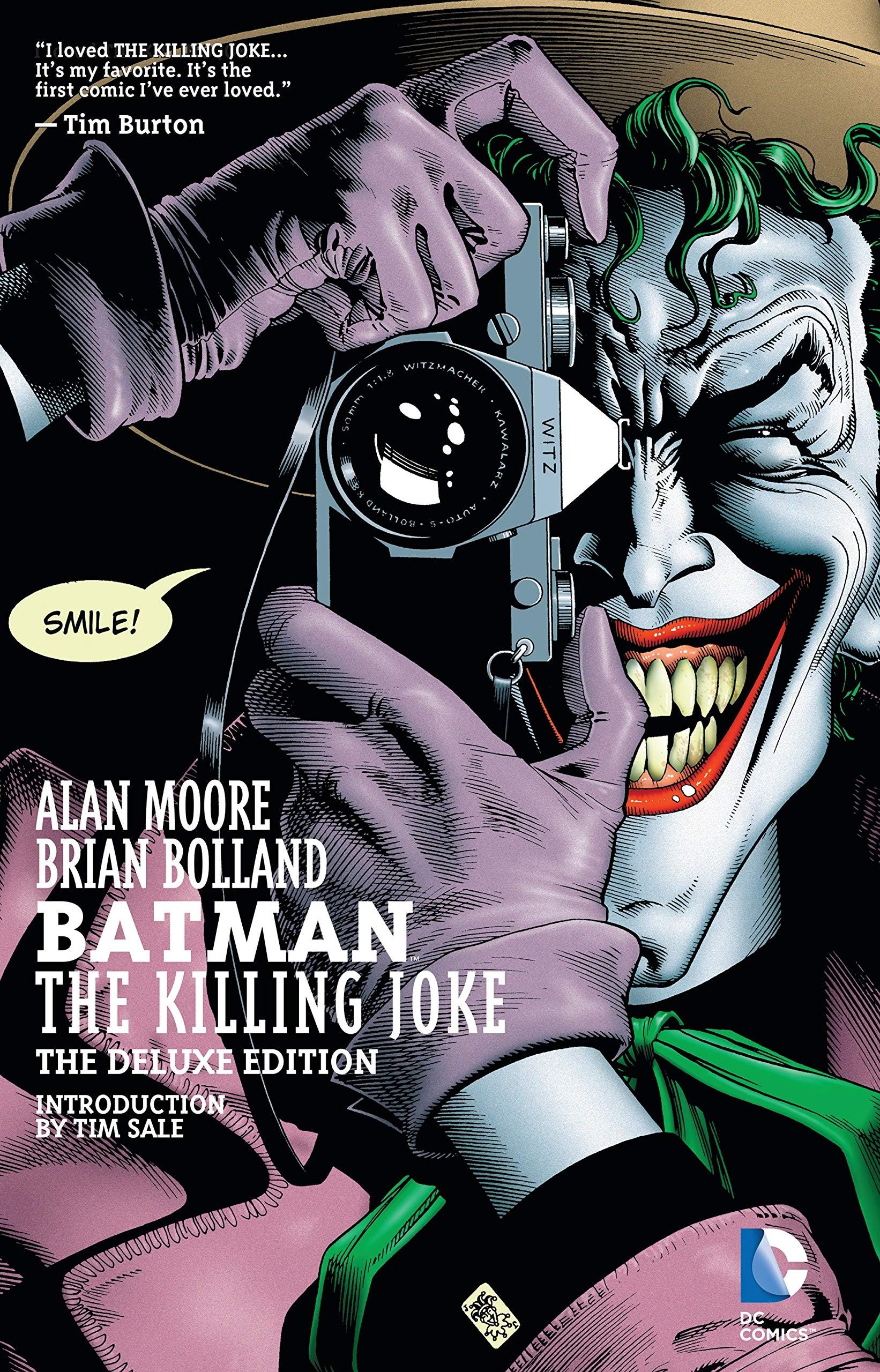 iTunes: Batman: Killing Joke. 5 Film Col - £14.99 (Requires iTunes or Apple TV) @ iTunes