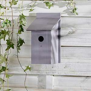 Elements Bird House now £5.60 with free Click and Collect from Dunelm