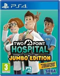 Two Point Hospital Jumbo Edition (PS4) £14.99 Delivered @ Boss Deals via eBay