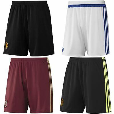 Adidas Kids Football Shorts, Belgium Away/Russia Away - £2.99 delivered @ trade-sports / Ebay