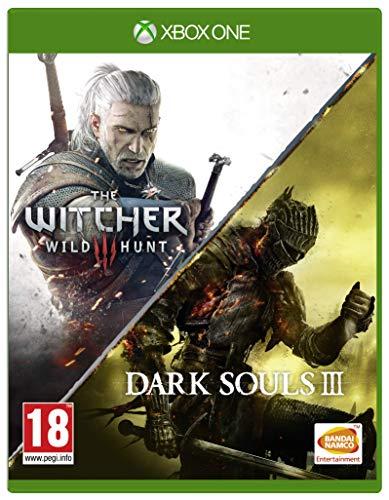 Dark Souls III & The Witcher 3 Wild Hunt Compilation (Xbox One) £14.97 (Prime) / £17.96 (Non prime) Delivered @ Amazon