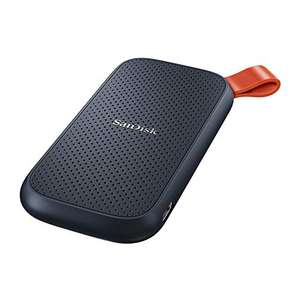 SanDisk SDSSDE30-480G-G25 Portable SSD 480GB, up to 520MB/s read speed Black £49.44 (Mainland UK) Sold by Amazon EU at Amazon