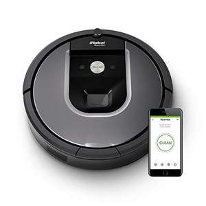 iRobot Roomba 960 Robot Vacuum Cleaner £249.85 delivered at Amazon
