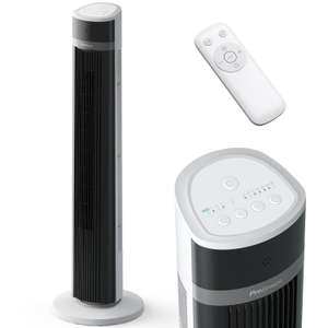 """40"""" Oscillating Tower Fan £69.99 (Free Next Day Delivery) @ ProBreeze"""