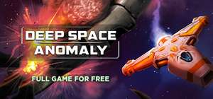 DEEP SPACE ANOMALY PC FREE at Indie Gala