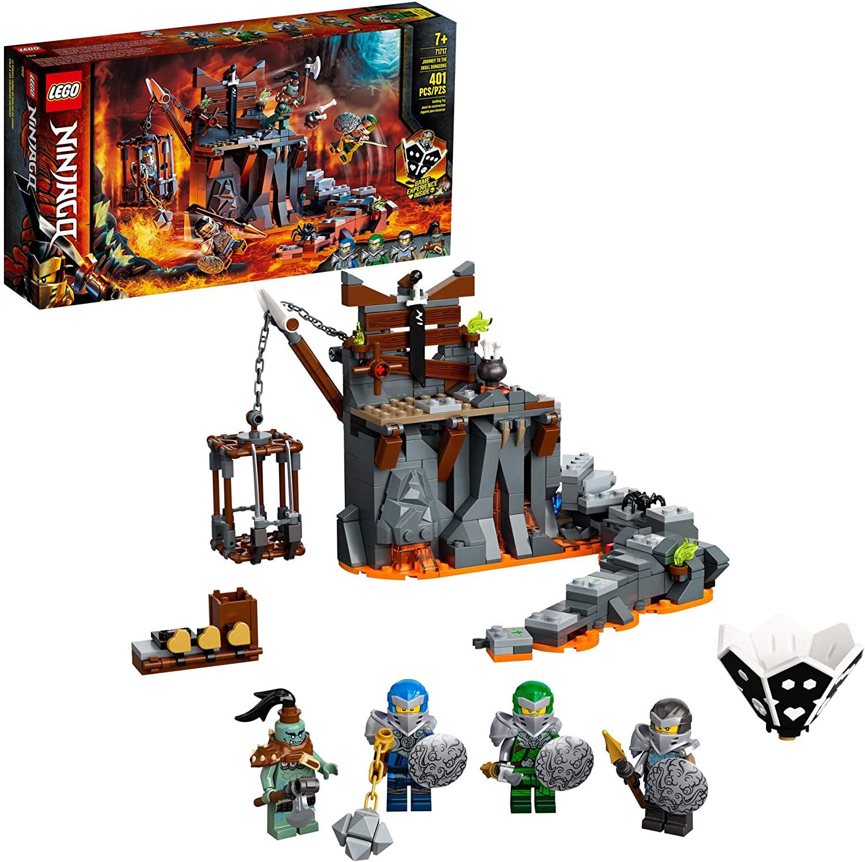 Lego Ninjago, Journey to Skull Dungeons 71717 £10 instore at B&M (Kirkcaldy, Fife)