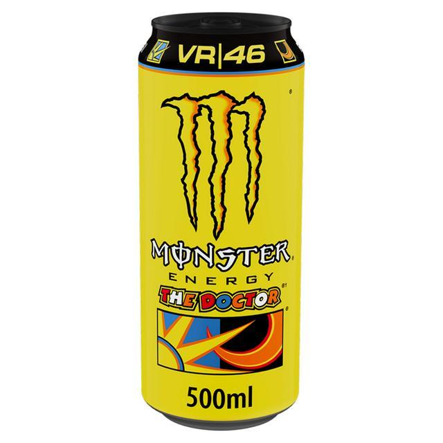 Monster Energy The Doctor 500ml 69p @ Home Bargains (Garforth)