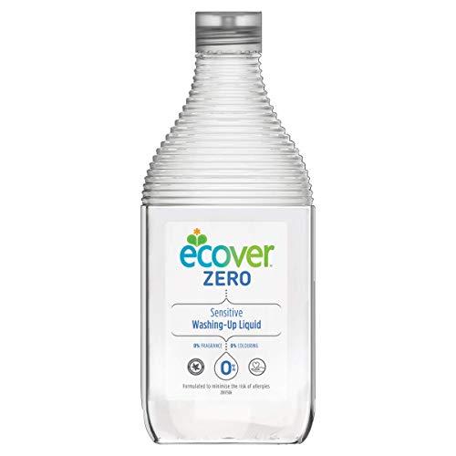 Ecover Zero Washing Up Liquid, 450ml - £1.20 (+£4.49 Non-Prime) @ Amazon