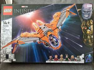 20% of ALL LEGO in store at Game, Lego Guardians Ship 76193 £107.99 + many more listed in description...