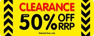 Up to 50% Off Select Items (£1.99 Collection under £10 / free Delivery over £30) @ The Works