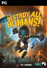 [Steam] Destroy All Humans (PC) Download - £8.85 @ Shopto