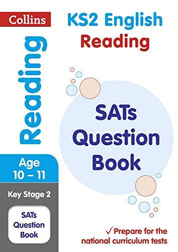 KS2 Reading SATs Question Book: Collins KS2 Revision and Practice Book 78p (+£2.99 non-prime) @ Amazon