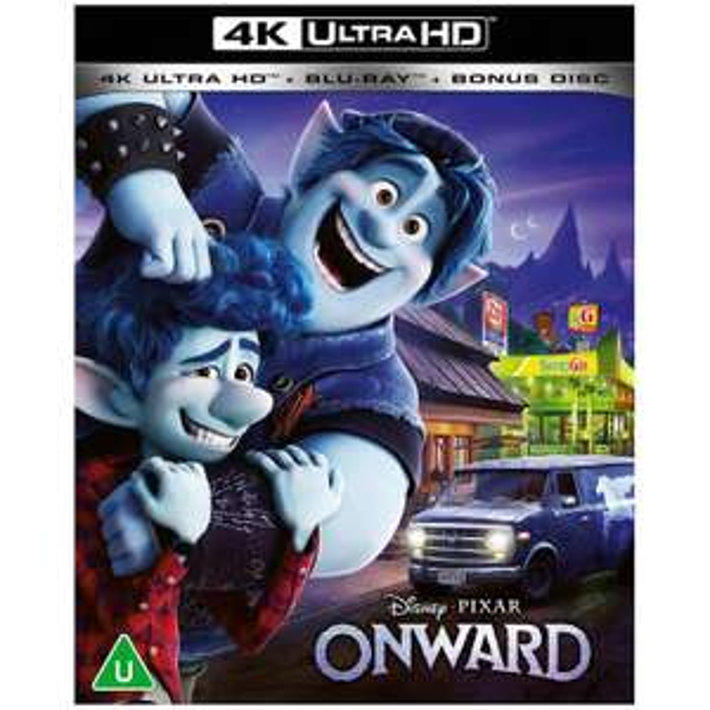 Onward - 4K Ultra HD (Includes 2D Blu-ray) £14.99 / £13.49 with red carpet @ Zavvi
