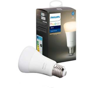 Philips Hue Warm White E27 Single Lamp - A+ Rated £7 Delivered @ AO