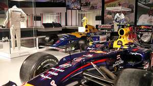 Entry to Silverstone Interactive Museum for Two Adults £29.63 (E-Voucher) @ BuyAGift