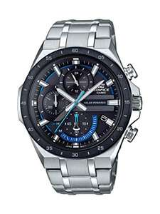 Casio Edifice Men's Analog-Digital Solar Powered Watch, £84.16 sold by Amazon US at Amazon (UK Mainland) - Red at £86.58