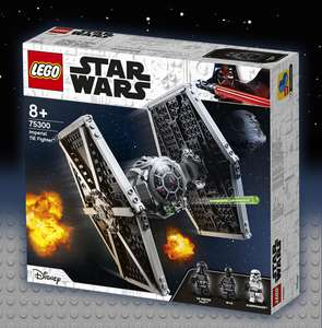 LEGO Star Wars Tie Fighter £24.58 Delivered when you checkout with Pay by Bank app (available for HSBC & Barclays customers ) @ FunkyPigeon