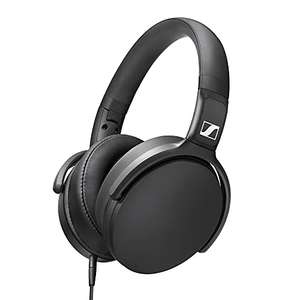 Sennheiser HD 400S - Over-Ear Headphone with Smart Remote, Black £42.02 at Amazon