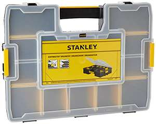 Stanley Sort Master Seal Tight Professional Organiser £7.49 Prime (+£4.49 Non Prime) @ Amazon