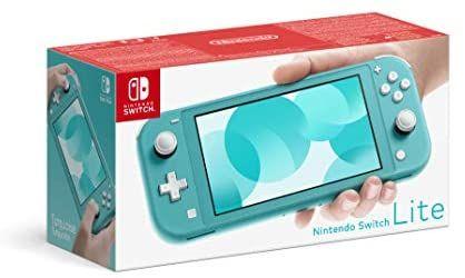 Nintendo Switch Lite - Turquoise - £164.90 @ Amazon