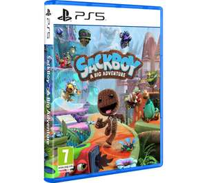Sackboy - A Big Adventure for PS5 £39.99 @ Currys PC World