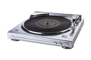 Denon Record Player for Vinyl Records, Vinyl Turntable with USB port, £99 at Amazon