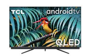 TCL 55C815K 55 Inch QLED 4K Ultra HD Android TV + TS8111 Dolby Atmos Soundbar bundle - £539.98 Members Only @ Costco