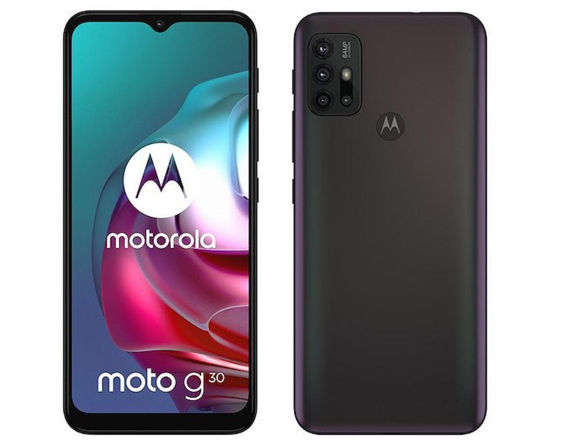 Motorola Moto G30 with code (Students Only) @ Lenovo