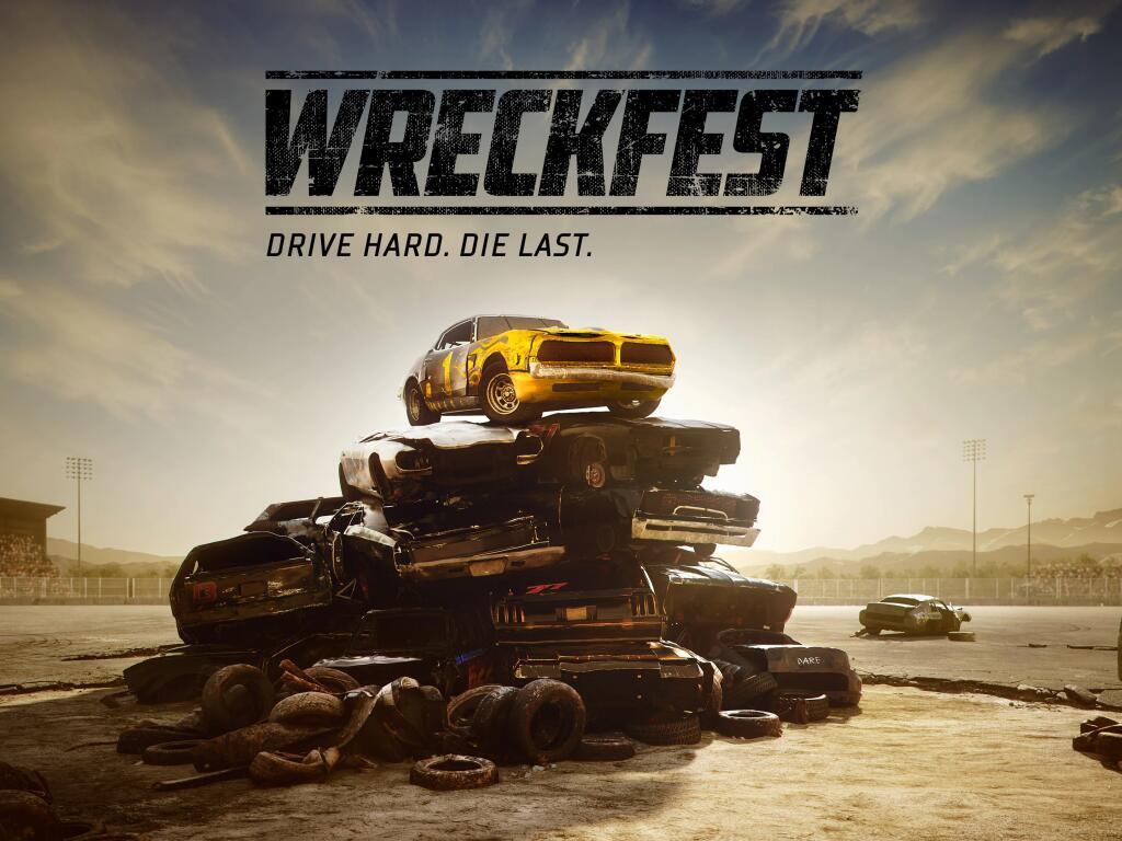 Wreckfest - Bonus Car - Free @ Playstation Network