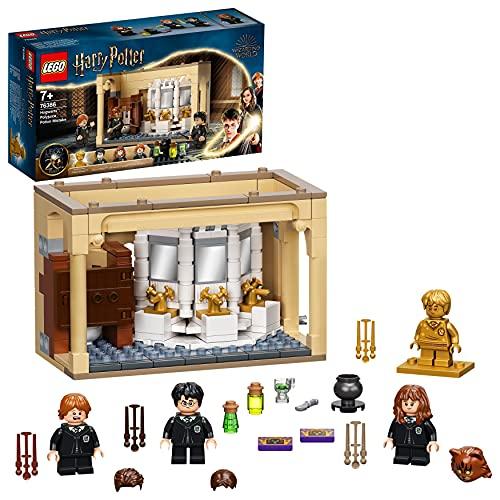 LEGO Harry Potter Hogwarts: Polyjuice Potion Mistake - 76386 £16.68 + £4.49 Non Prime @ Amazon