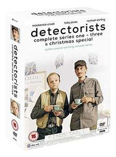 Detectorists - Series 1-3 + '15 Xmas Special Box Set [DVD] £15 (Prime) + £2.99 (non Prime) at Amazon