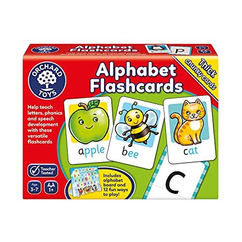 Orchard Toys Alphabet Flashcards £3.65 (Prime) + £4.49 (non Prime) at Amazon