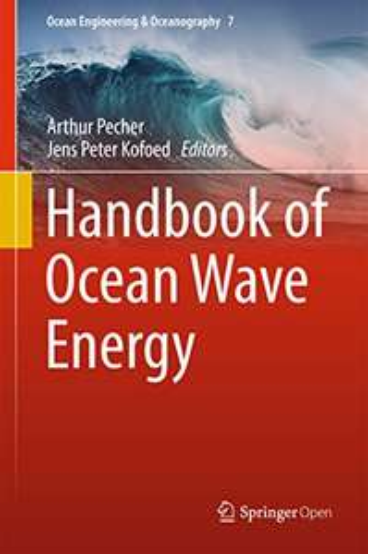 Ocean Wave Energy: A Springer Handbook Free Kindle Edition Ebook Free @ Amazon