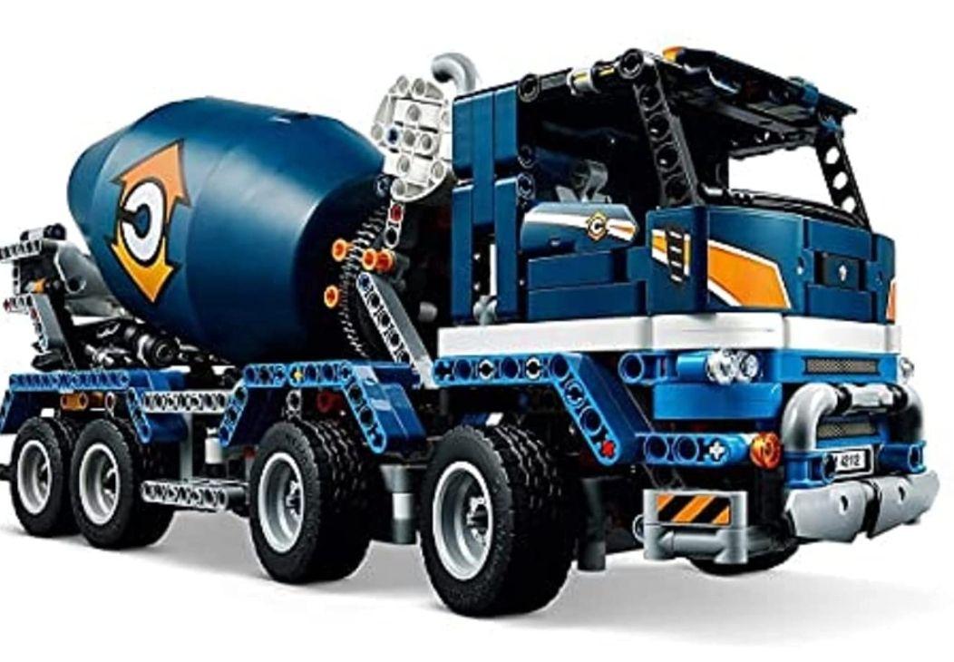 LEGO42112TechnicConcreteMixerTruckToyConstruction £69.94 @ Amazon