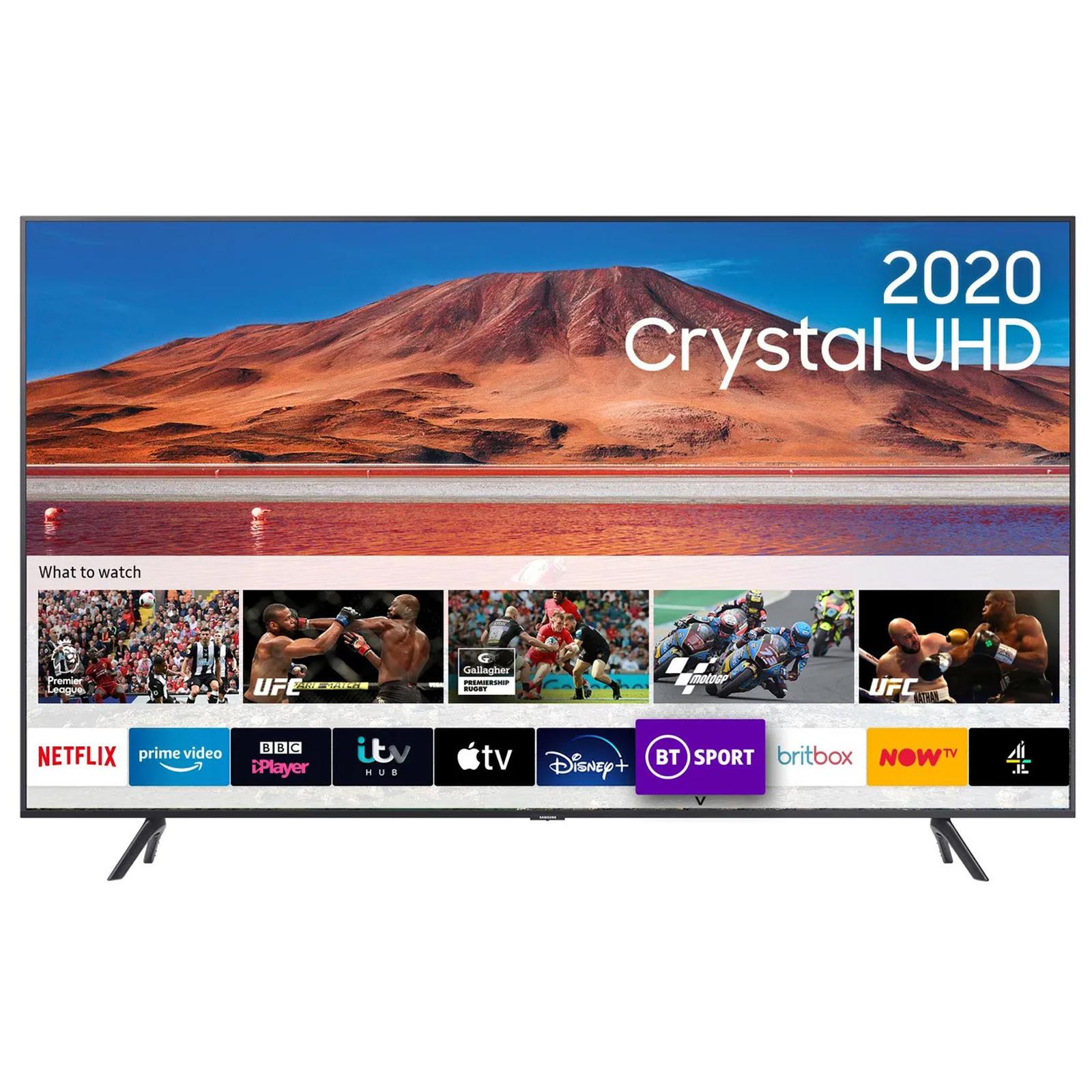 Samsung UE75TU7020 75 Inch Smart 4K Ultra HD TV £610 + £19 delivery @ ElekDirect