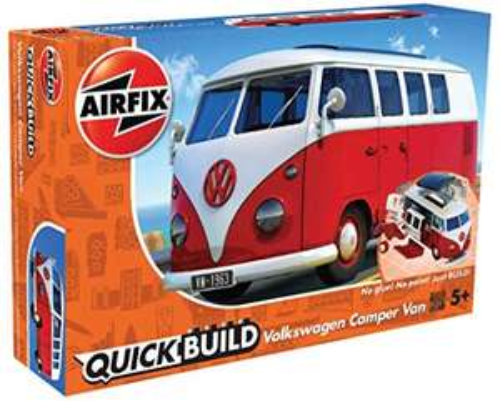 Airfix VW Camper Van - £8.69 (Prime) + £4.49 (non Prime) at Amazon