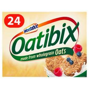 Weetabix Oatibix 2 x 24 cereal pack £4.00 @ Waitrose & Partners