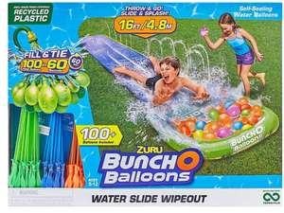 Bunch O Balloons Water Slide Wipeout - £15 @ Asda