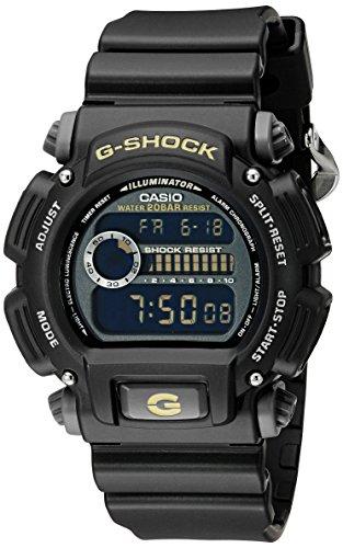 Casio G-Shock Men's Illuminator Digital Chronograph Watch £42.07 (UK mainland) sold by Amazon US at Amazon