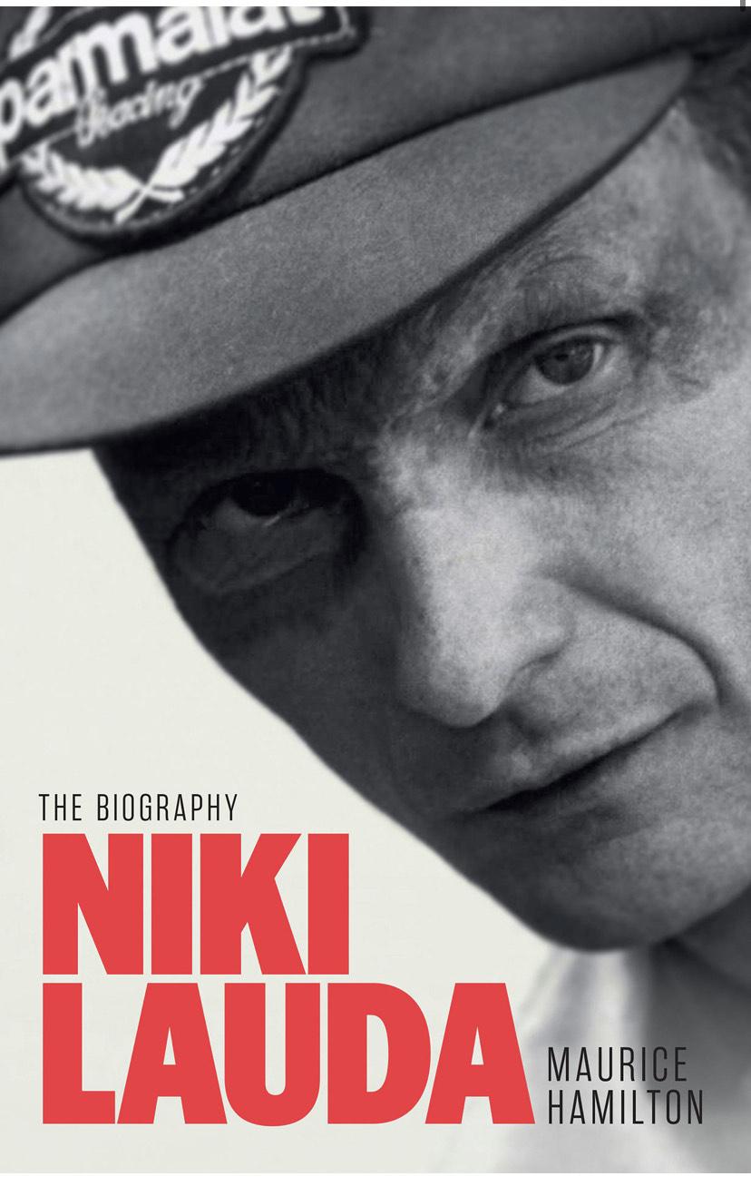 Maurice Hamilton - Niki Lauda: The Biography. Kindle Edition - Now 99p @ Amazon