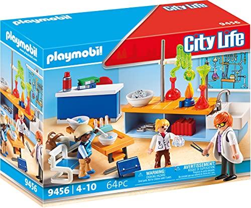 Playmobil City Life 9456 Chemistry Class £7.97 (Prime) + £4.49 (non Prime) at Amazon