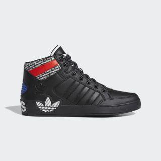 Adidas Kids Hardcourt Hi Shoes - Sizes 3 & 4 - £18.98 @ Adidas