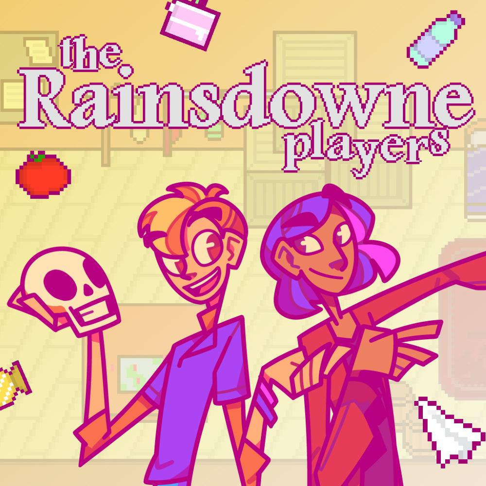 The Rainsdowne Players, just 1p on the Switch Nintendo eShop