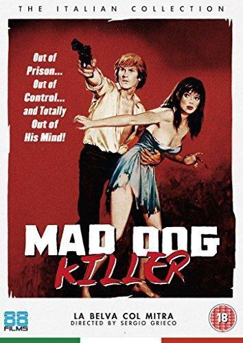 Mad Dog Killer DVD £4.95 @ Rarewaves - free delivery