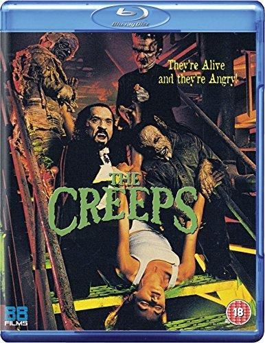 Creeps Blu-ray £7.6 @ rarewaves - Free Delivery