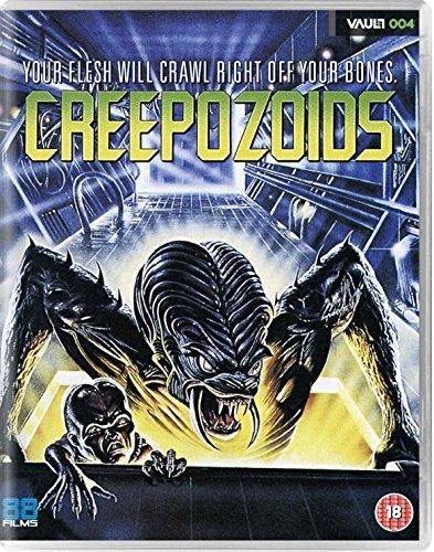 Creepozoids [Blu-ray] [1987] £7.66 @ Rarewaves