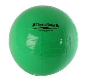 TheraBand Gym Exercise 65cm Ball for Sport Training £5.85 (Prime) + £4.49 (non Prime) at Amazon